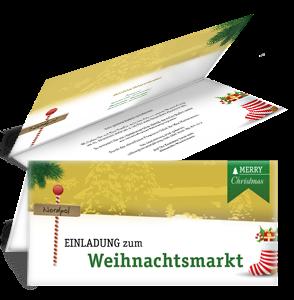 einladungskarte-weihnachtsmarkt-nordpol-gelb-falz-oben