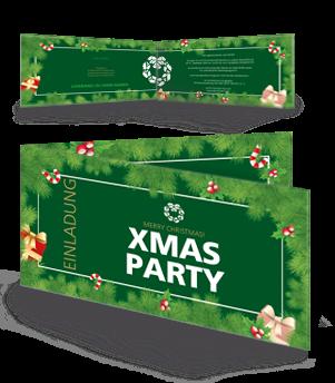 einladungskarten-weihnachtsflair-grun-quer