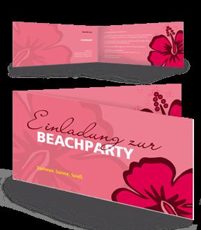 Einladungskarte Sommerfest Einladungskarte ...
